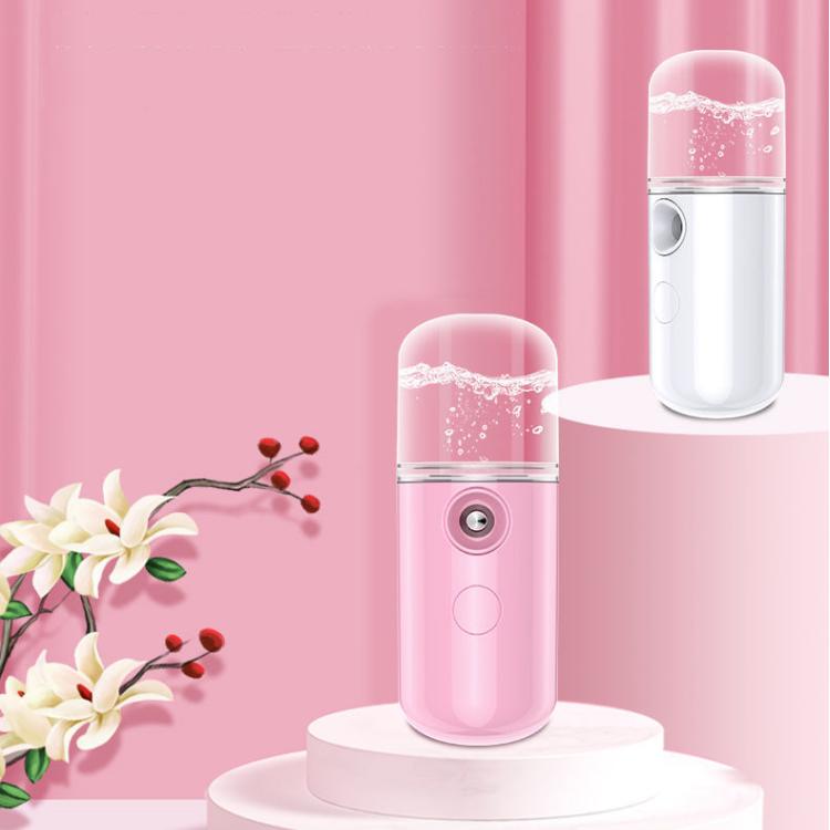 补水仪纳米喷雾仪脸部换季加湿喷器随身便携充电小型加湿器