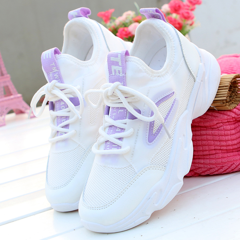 S-819 WHITE PURPLE (NEW IN AUTUMN)