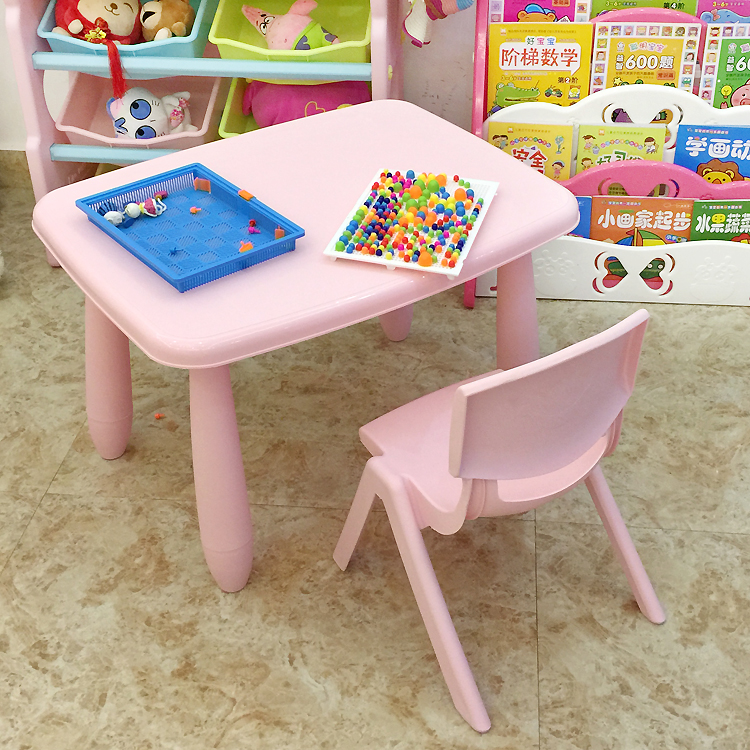 Astonishing Usd 34 48 Childrens Desk Plastic Desk And Chair Learning Theyellowbook Wood Chair Design Ideas Theyellowbookinfo