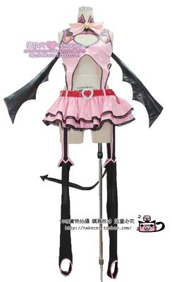 taobao agent *Cat dimension*【VOCALOID】Miku Hatsune Hatsune Miku Little Devil cos suit