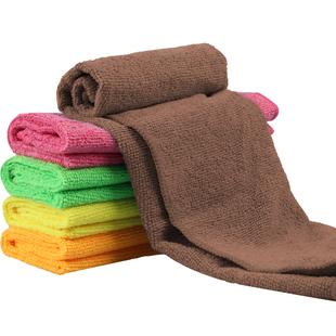 厨房吸水不易掉毛加厚木纤维洗碗巾