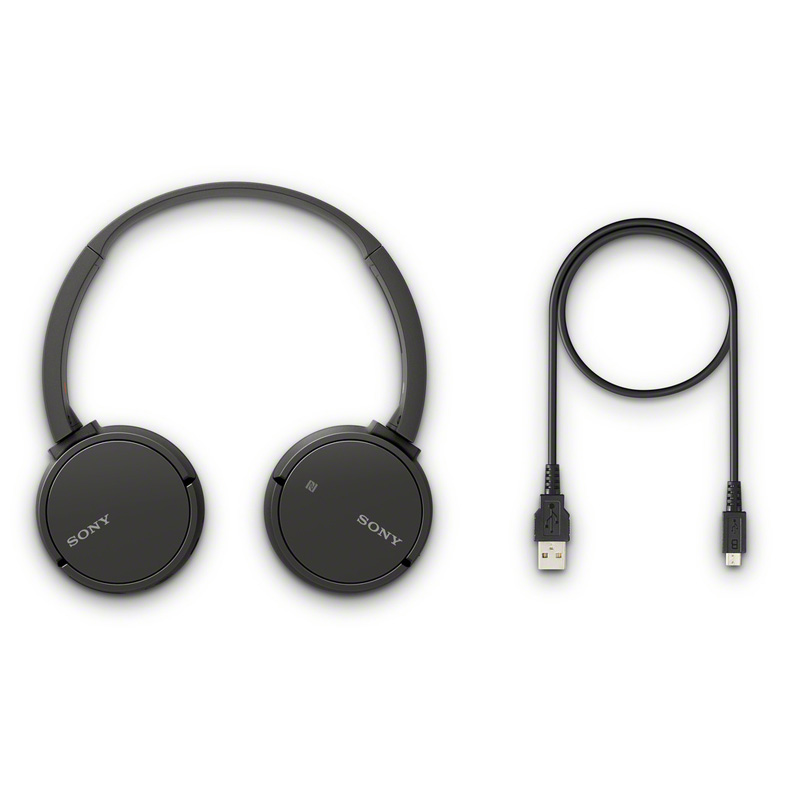 bdddfb6f102 Sony/Sony WH-CH500 Headset Wireless Bluetooth Headset Bass Mobile Computer  Universal Headset