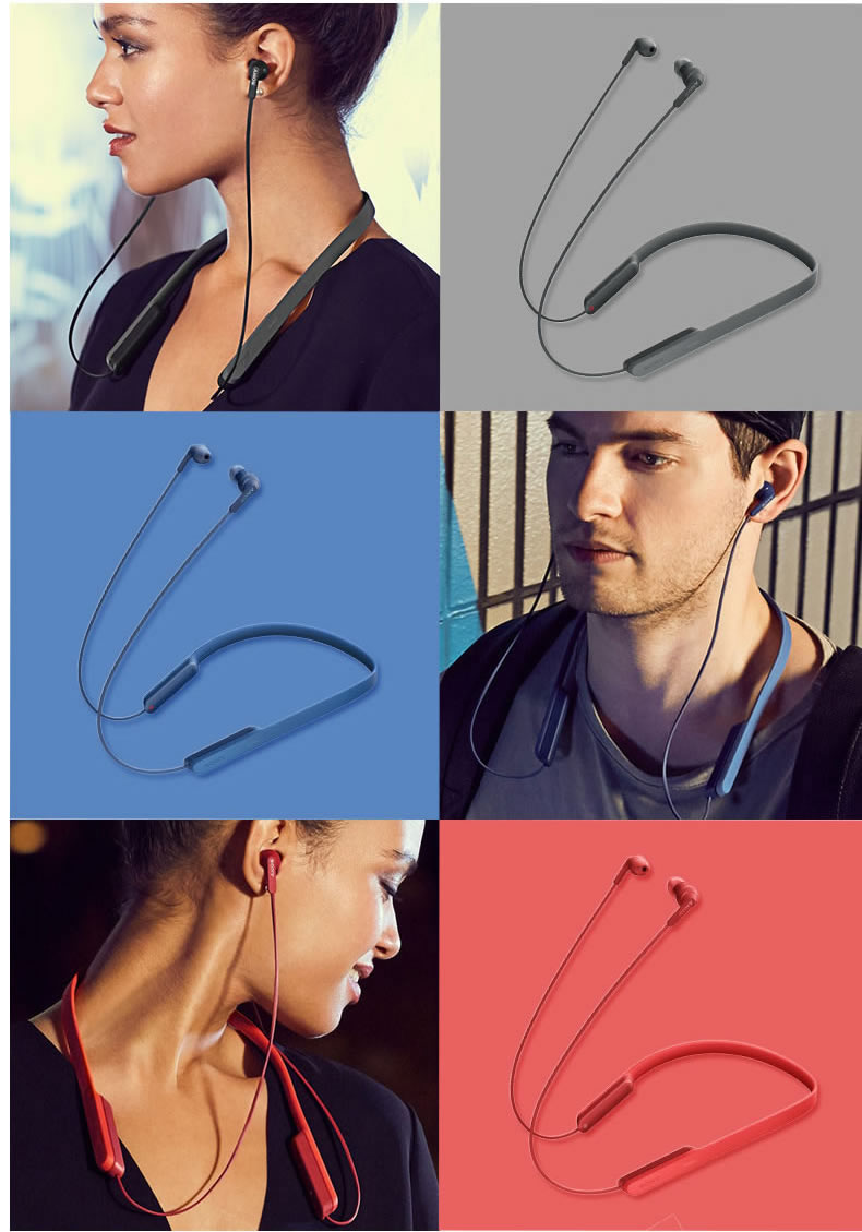 Sony Mdr Xb70bt Extra Bass Bluetooth In Ear Wireless Earphones Mic Earphone Silicone Earbuds Feel The Powerful Clear Sound Of