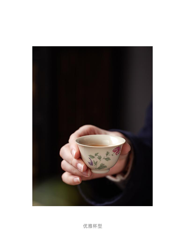 Receive a travel bag portable kung fu tea set of jingdezhen ceramic crack a pot of three small set on a business trip