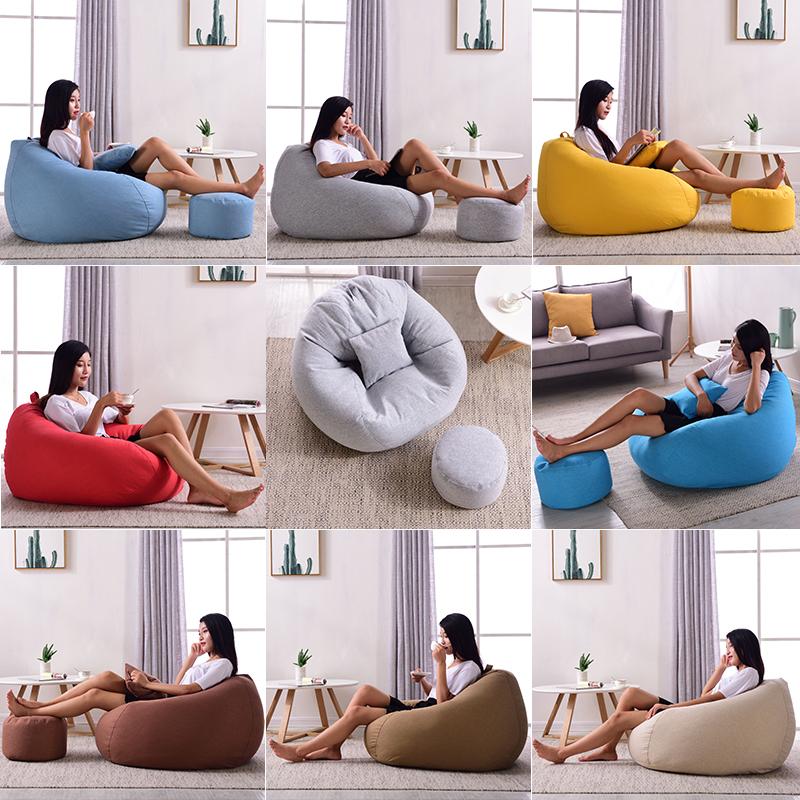 可坐单人椅简约软椅房间沙发椅欧式小沙发户型可v软椅一人轻便