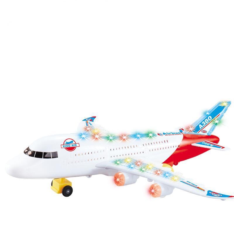 儿童玩具模型1飞机+4小车