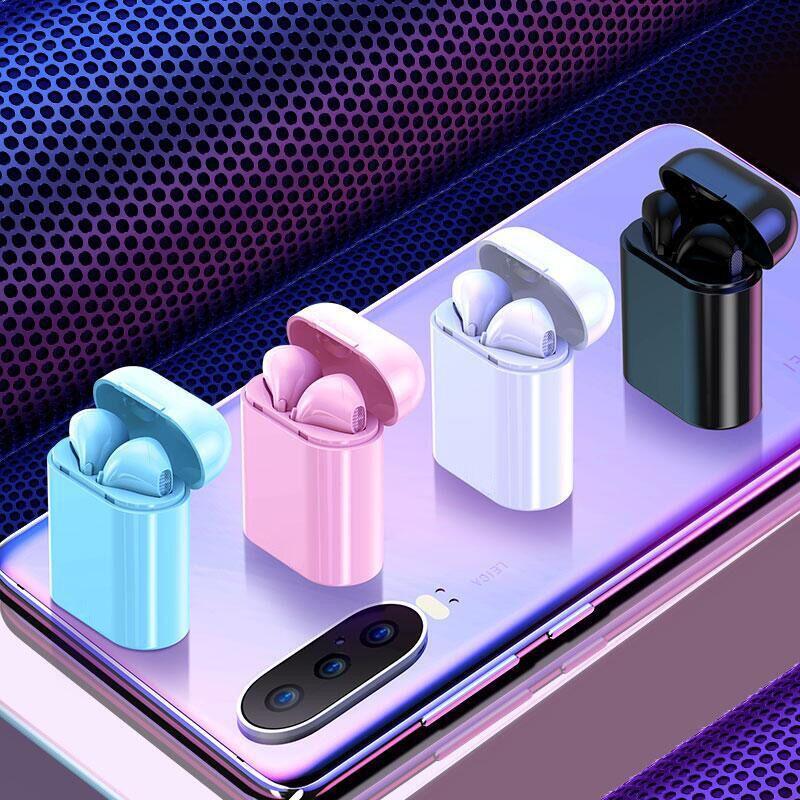 真无线蓝牙耳机苹果11iPhone7plus二代2三代8p华强北运动双耳小米oppo华为vivo女生款可爱迷你大电量超长