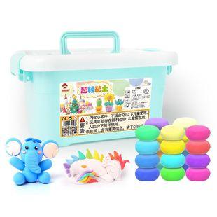 【玩具先生】儿童超轻粘土盒装24色