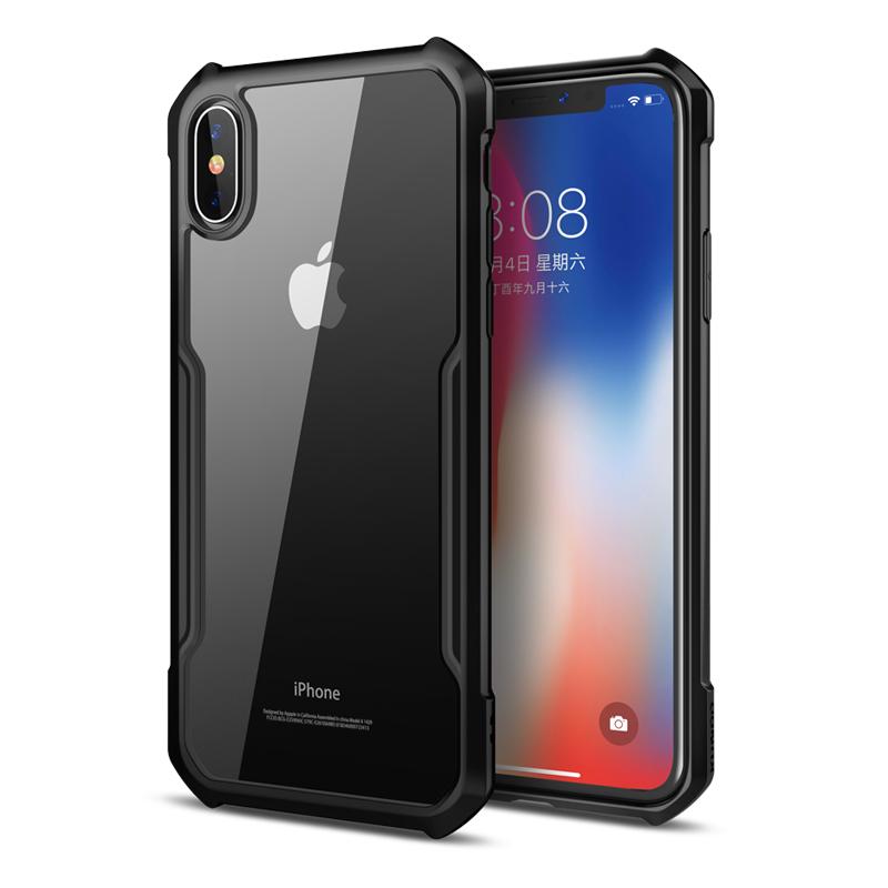 iPhonex手机壳苹果x透明新款10挂绳iponex潮牌iphone x软硅胶套8x