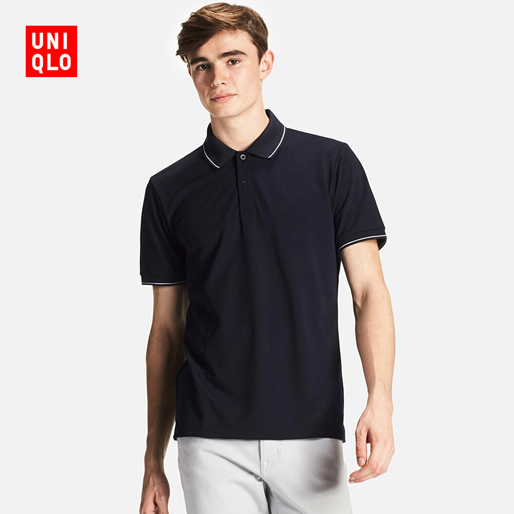 bed11763 USD 19.21] Mens DRY-EX POLO shirt (short sleeve) 190255 Uniqlo ...