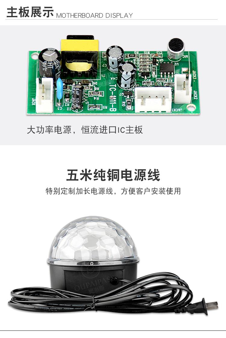 Hình ảnh nguồn hàng Đèn pha điều khiển từ xa nhiều màu sắc giá sỉ quảng châu taobao 1688 trung quốc về TpHCM