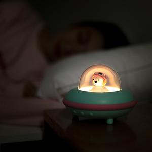 亿觅减压助眠灯床头灯深度睡眠去失眠护眼白噪音护眼柔光小夜灯