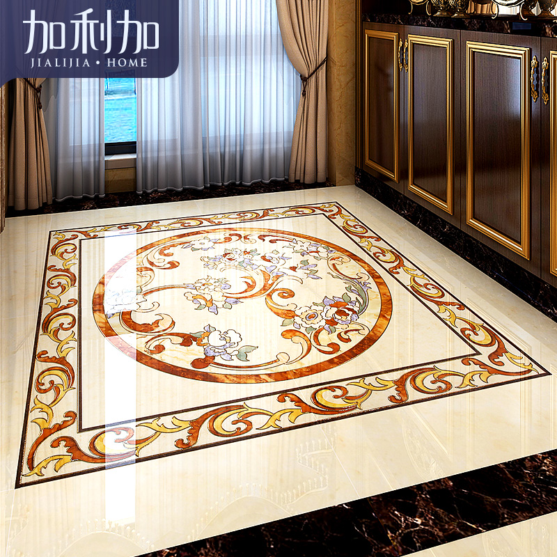 Usd 23075 European Style Entrance Floor Tiles Puzzle Floor Tiles