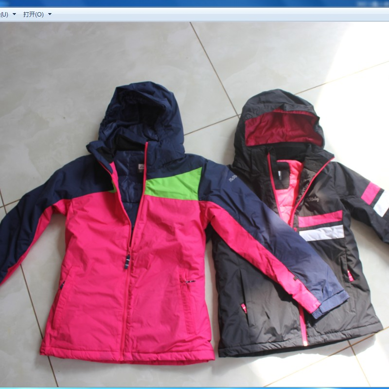 164faba6af 18 export British ski clothing children s ski clothing men and women boys  and girls fight color
