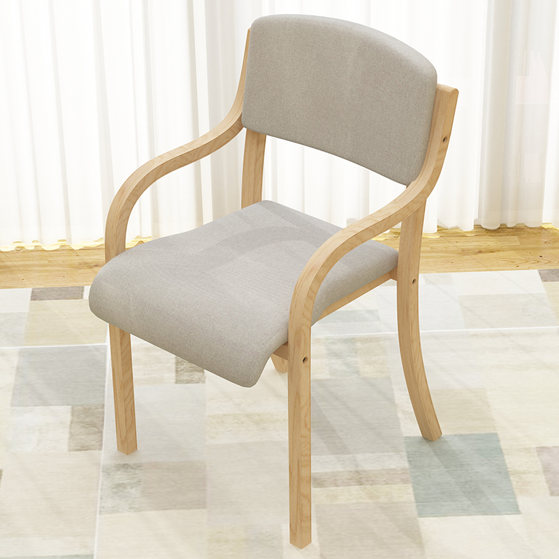 Outstanding Usd 78 50 Home Solid Wood Chair Modern Leisure Simple Machost Co Dining Chair Design Ideas Machostcouk
