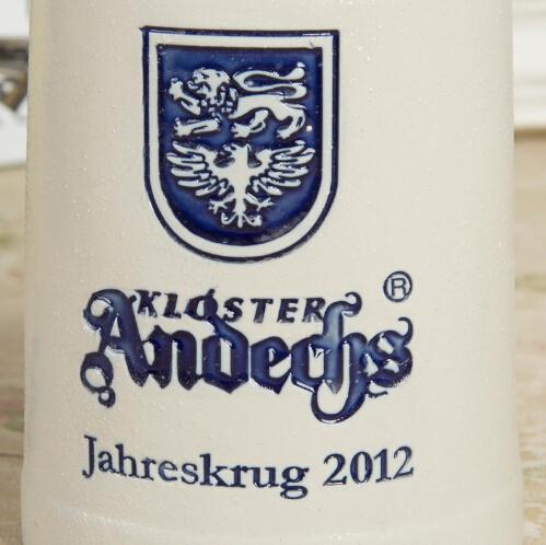 Бокал для вина Энн Декстер монастырская пивоварня в Германии керамический выбитый пиво чашка воды кружка творческий кружка чашка без крышки