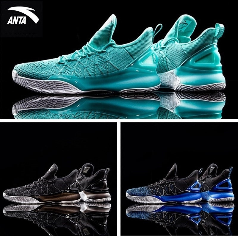 a6afc2e1bfd Anta KT3-LIGHT 2019 new Thompson NBA boots light cavalry 3 generations low  to help breathable ...