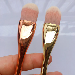 Super look! Mask brush soft fur coating mask brush mud film special brush silicone brush beauty cosmetic tool.