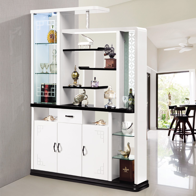 Special Large Entrance Cabinet Hall Hall Cabinet Partition Cabinet Shoe  Cabinet Wine Cabinet Decoration Cabinet Simple