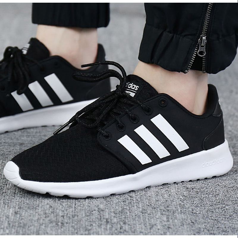 Adidas women\u0027s shoes 2019 spring new NEO breathable shoes