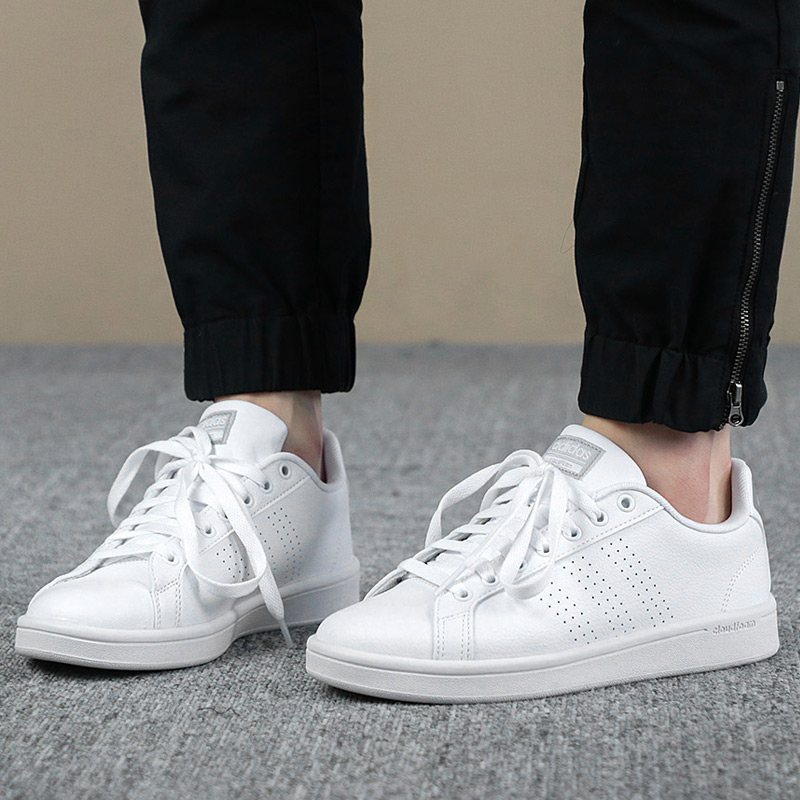 9c534d56b837 Adidas Adidas NEO women s shoes 2018 spring new casual sports shoes low to  help shoes BB9609