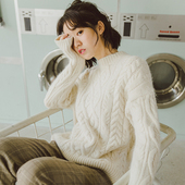 Thick Pullover Sweater