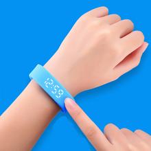 led智能手环手表多功能防水电子表