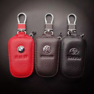 Men and female zipper Toyota Honda daily produces 10 Doorms Modern business universal leather waist car key package