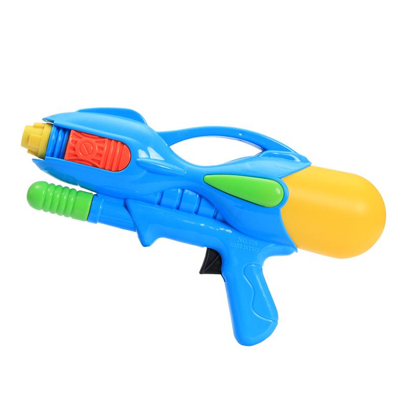 抽拉式水枪玩具喷水儿童背包大号高压呲水抢小男孩女孩打水仗神器