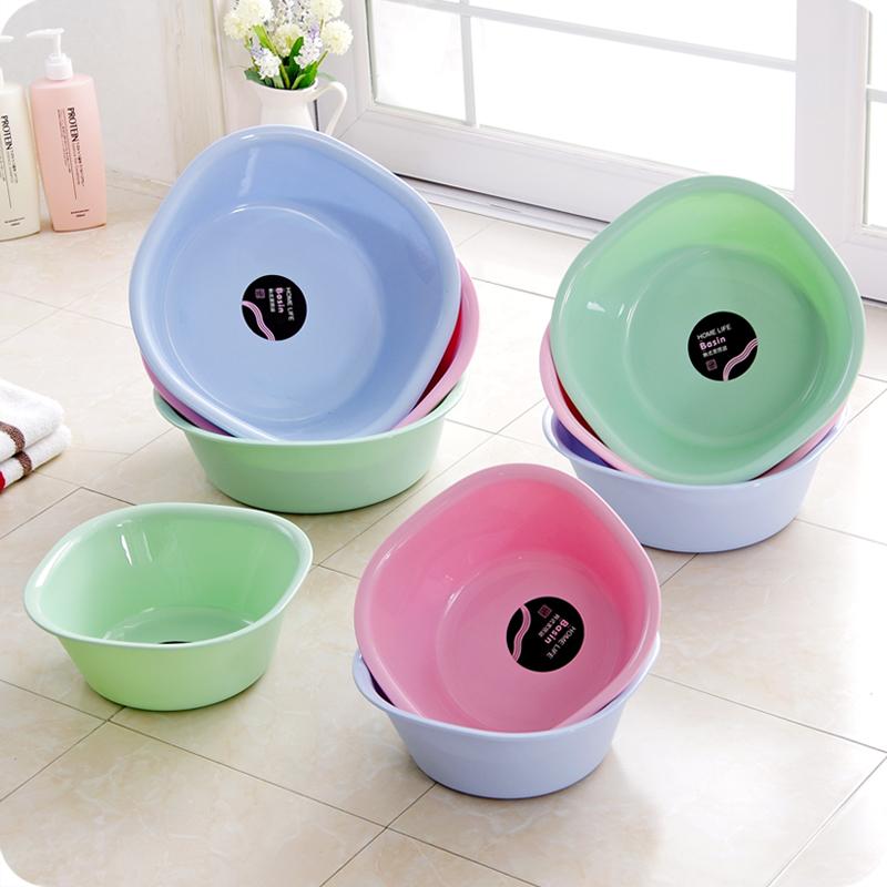 Сгущаться простой квадрат пластик бассейн мыть бассейн прачечная бассейн домой прачечная одежда чаша мыть ступня бассейн дети умывальник