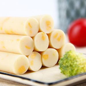 【顺丰包邮】奶酪鳕鱼肠92g*2袋