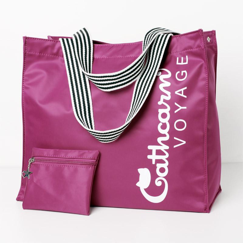 Không thấm nước du lịch đường ngắn túi người đàn ông và phụ nữ đi du lịch túi vai túi túi du lịch có thể gập lại túi hành lý lớn- dung lượng mua sắm túi