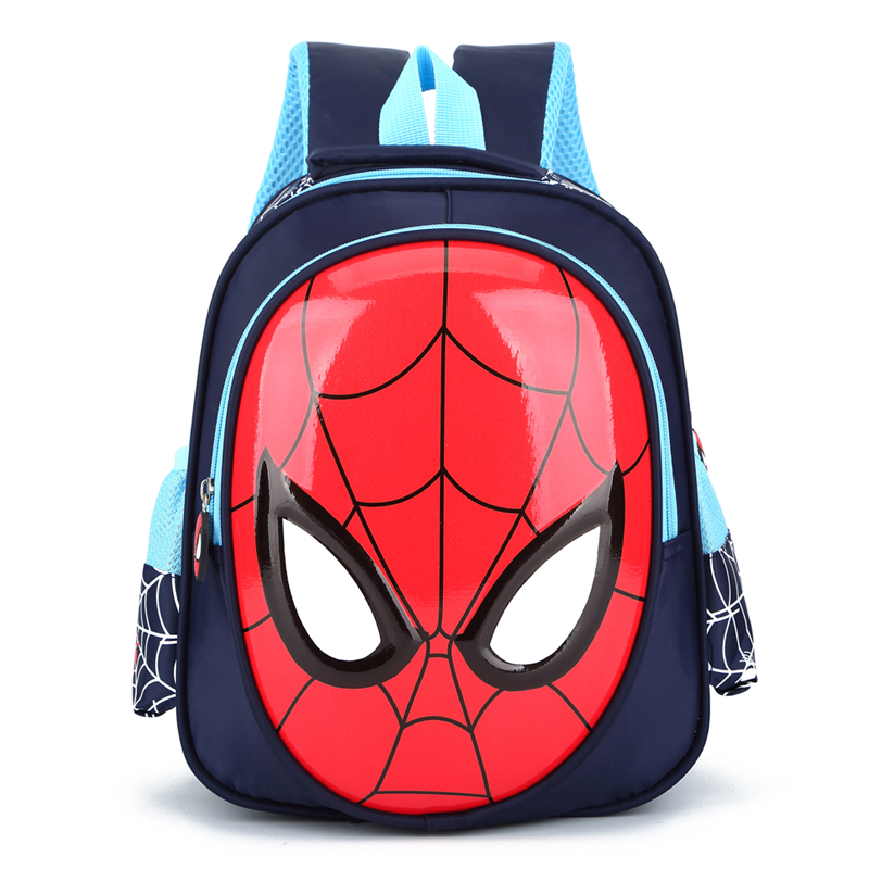 Spiderman Dark Blue 2-5 Years Old