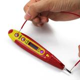 Старый Многофункциональный цифровой дисплей слово Карандаш для проверки карандашей с карандашом
