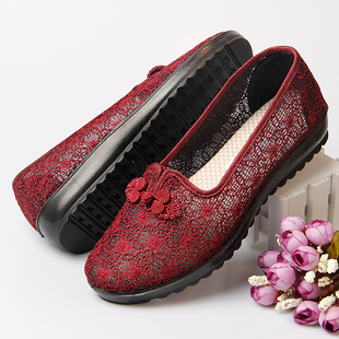 老北京布鞋新款防滑软底单鞋