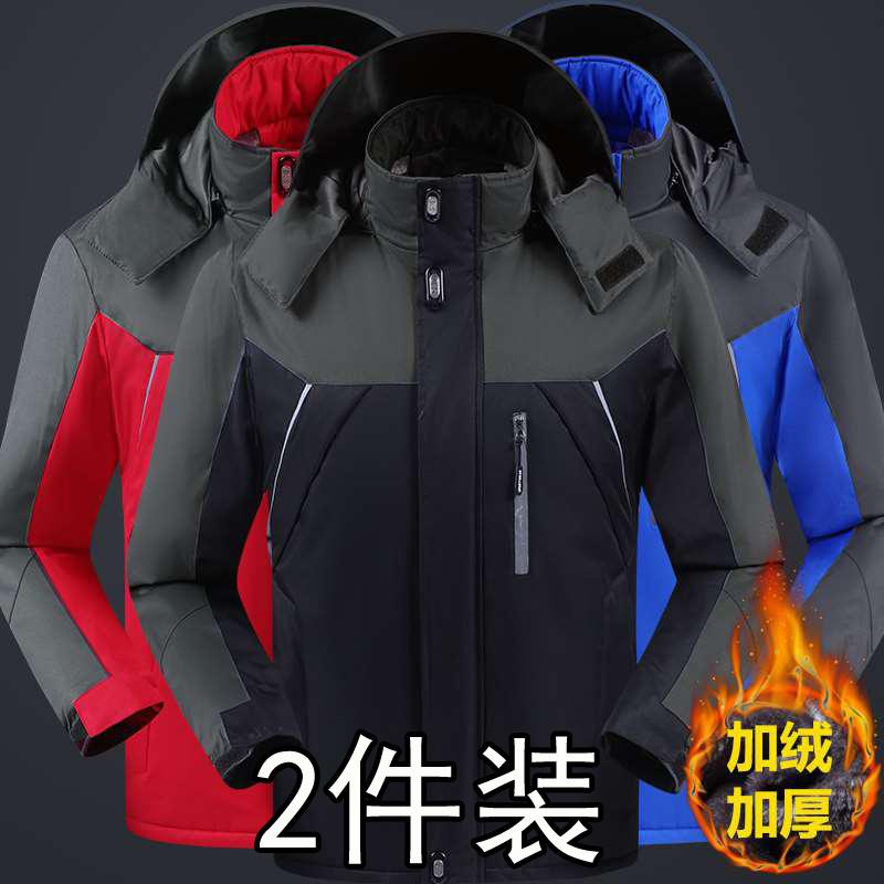 男士外套冬季2019新款修身潮男青年棉衣修身棉服薄款短款棉袄男装