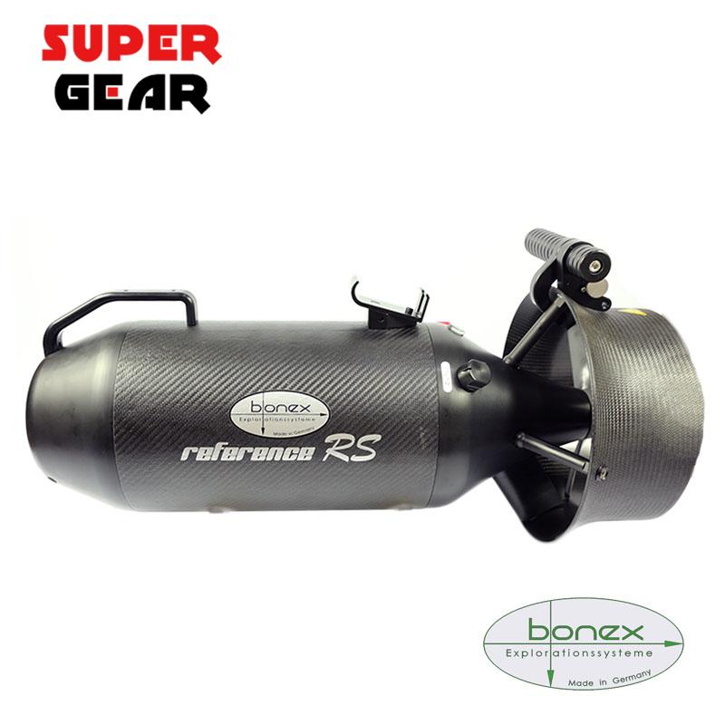 BONEX Reference RS professional edition вода следующий толкать продвижение устройство ловкий carbon fiber