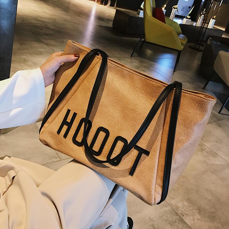 大包包女2018新款潮夏季韩版时尚女包大气手提包单肩斜挎包大容量