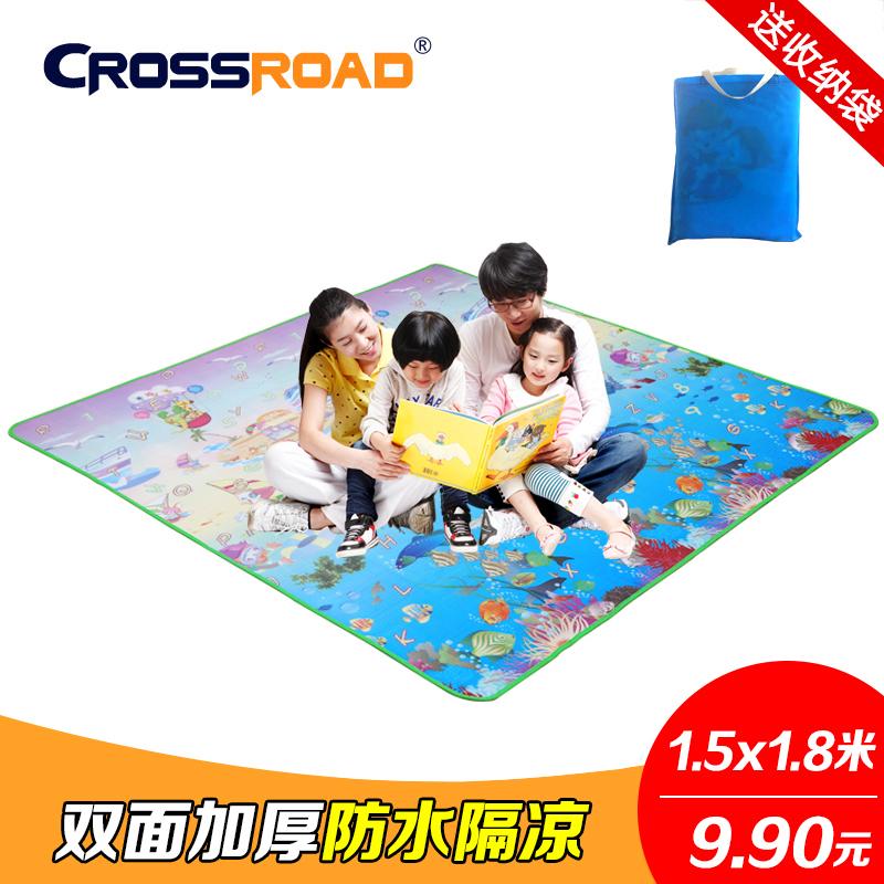 宝宝爬行垫加厚爬爬垫泡沫地垫防潮婴儿童游戏地毯家用客厅可折叠