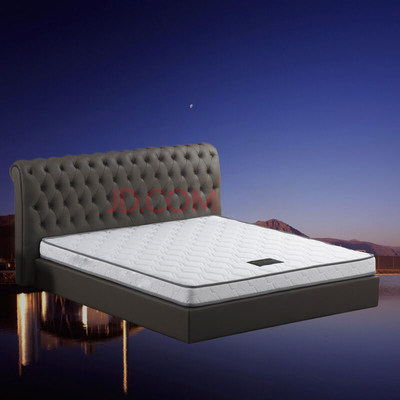 Free shipping Beijing direct delivery Simmons spring mattress 10mm, durable and thin, high box mattress, moderate soft and hard