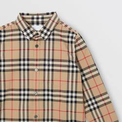 BURBERRY/ BURBERRY Vintage plaid shirts 80141341