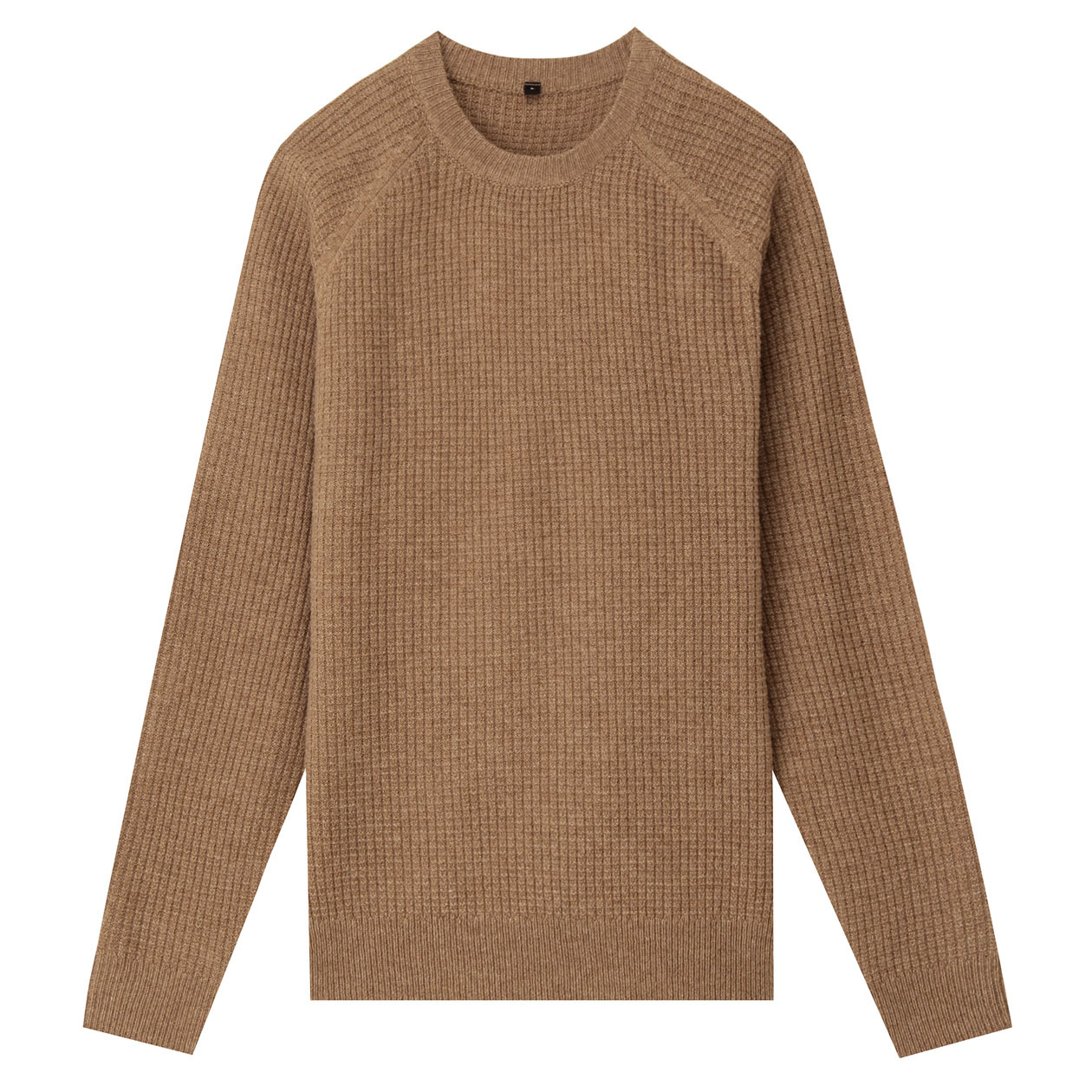 8e23b46d580b4 USD 132.88  Muji men s merino wool waffle knit sweater - Wholesale ...