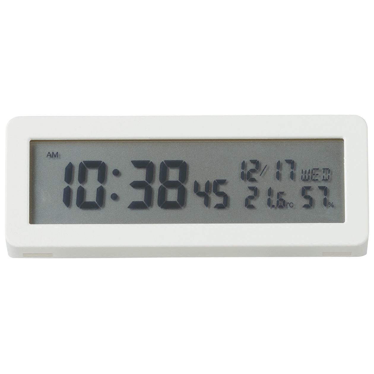 Нештемпелеванный ичибан MUJI электронный колокол ( случайный большой звук будильник функция ) сиденье колокол / белый