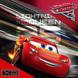 遥控车玩具充电男孩无线遥控玩具车模型汽车总动员闪电麦昆玩具车