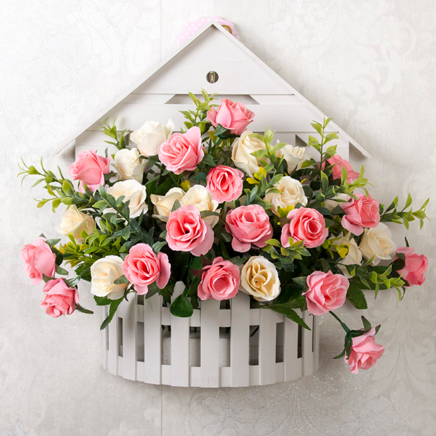 Usd 7 24 Wall Decorations Wall Wall Hanging Basket Bedroom