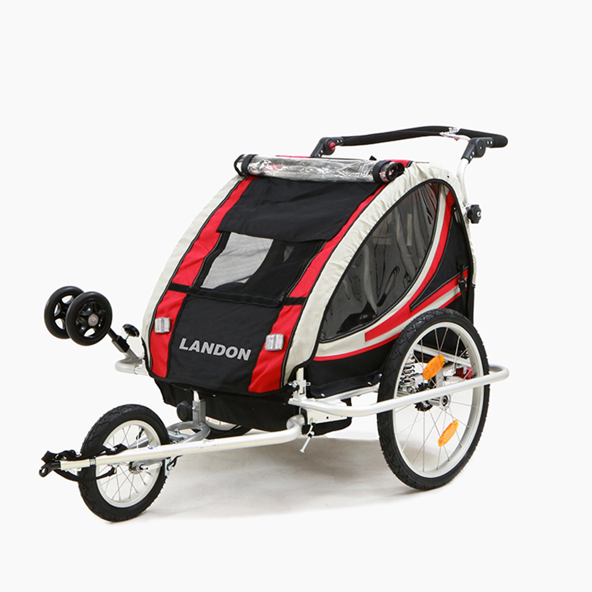 Велосипед для матери и ребенка Landon