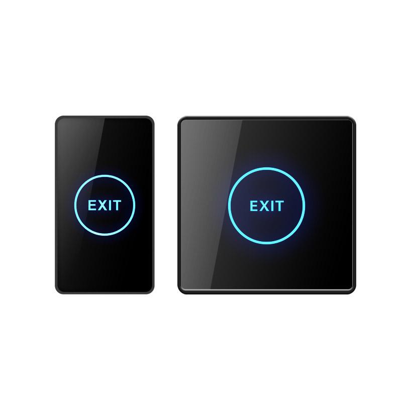 ZUCON K84無線感應開關門禁系統觸摸出門按鈕電池免布線出門開關