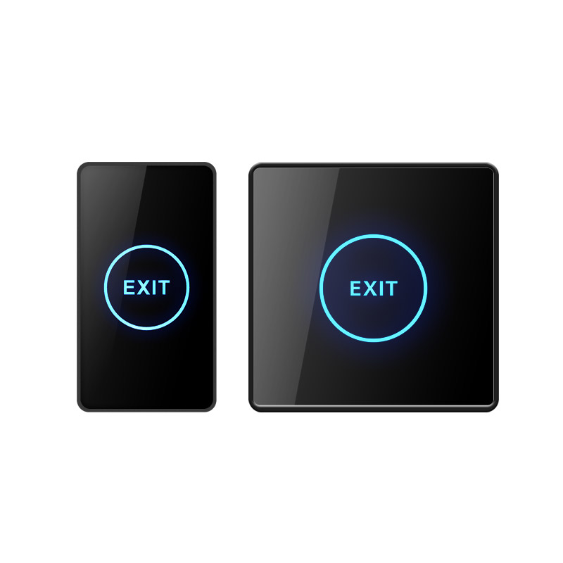 ZUCON K84无线感应开关万博app手机版网页版触摸出门按钮电池免布线出门开关