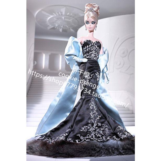 发BarbieStolenMagicSilkstone2005魅力出境芭比ST金标