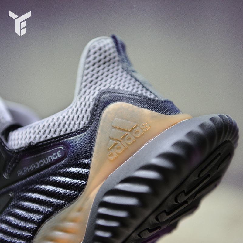 1b58c23be76e7 ... Adidas women s shoes AlphaBOUNCE Beyond light pink Alpha cushioning  sports running shoes CQ1485